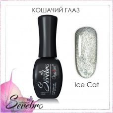"Serebro Гель-лак ""Ice cat"" 11 мл"