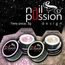 Nail Passion Гель-роса 5 г