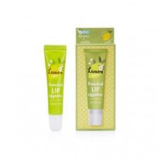 Бальзам для губ Welcos Around me enriched lip essence lemon