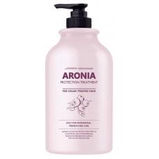 Маска для волос EVAS АРОНИЯ Institute-beaut Aronia Color Protection Treatment, 500 мл