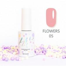 HIT gel Гель-лак №05 Flowers, 9 мл