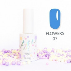 HIT gel Гель-лак №07 Flowers, 9 мл