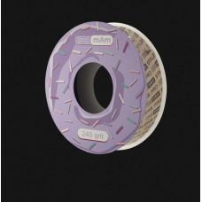 STALEKS Запасной блок papmAm для пластиковой катушки Bobbinail 240 грит, 6 м.