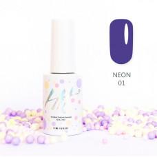HIT gel Гель-лак №01 Neon, 9 мл