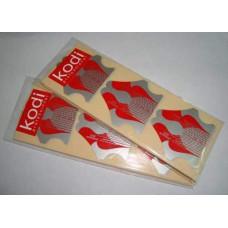 Kodi Формы для наращивания 10 шт