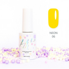 HIT gel Гель-лак №06 Neon, 9 мл