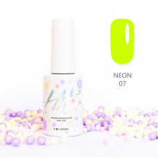 HIT gel Гель-лак №07 Neon, 9 мл