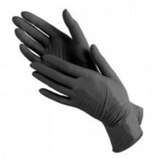 Benovy Перчатки нитрил-M голубые