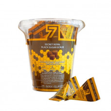 Сахарный скраб для глубокого очищения кожи MAY ISLAND 7 Days Royal Black Sugar Scrub 3мл