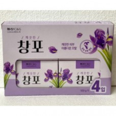 Мыло туалетное New Iris Soap 100 гр
