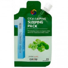Маска для лица Eyenlip ночная CICA CALMING SLEEPING PACK 25гр