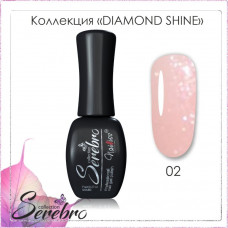 Гель-лак  Diamond Shine №02 11мл