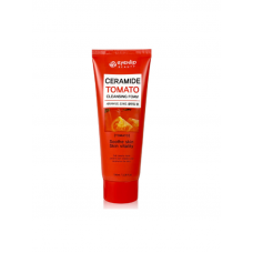 Пенка для умывания  Eyenlip Ceramide tomato cleansing foam 100ml