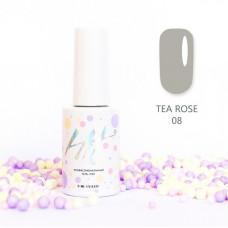 HIT gel Гель-лак №08 Tea Rose, 9 мл