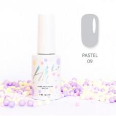 HIT gel Гель-лак №09 Pastel, 9 мл