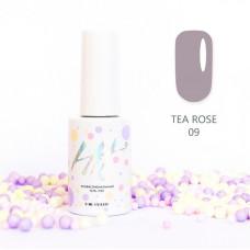 HIT gel Гель-лак №09 Tea Rose, 9 мл