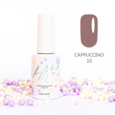 HIT gel Гель-лак №10 Cappuccino, 9 мл