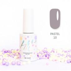 HIT gel Гель-лак №10 Pastel, 9 мл