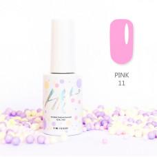 HIT gel Гель-лак №11 Pink, 9 мл
