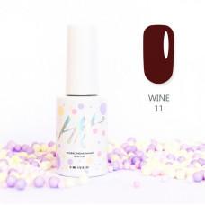 HIT gel Гель-лак №11 Wine, 9 мл