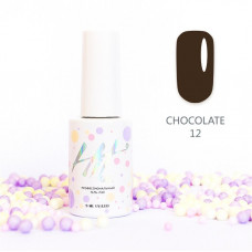 HIT gel Гель-лак №12 Chocolate, 9 мл