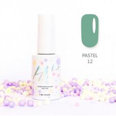 HIT gel Гель-лак №12 Pastel, 9 мл