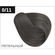 OLLIN  0/11 корректор пепельный 60 мл