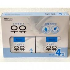 Мыло туалетное молочное CLIO Milk Soap 100 г
