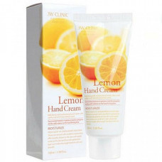 Крем для рук 3W CLINIC ЛИМОН Lemon Hand Cream, 100 мл