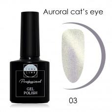 Гель-лак LunaLine — Auroral Cat's eye 03
