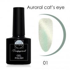 Гель-лак LunaLine — Auroral Cat's eye 01
