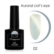 Гель-лак LunaLine — Auroral Cat's eye 02