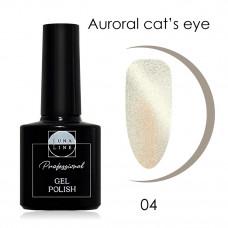 Гель-лак LunaLine — Auroral Cat's eye 04