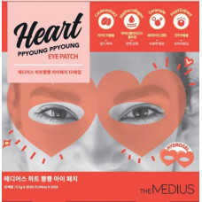 Патчи гидрогелевые ОЧКИ Heart PPYOUNG PPYOUNG Eye patch