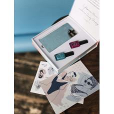 Swanky Stamping, Авторский набор nellyteslenko for Swanky
