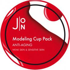 Альгинатная маска для лица АНТИВОЗРАСТНАЯ Anti-Aging Modeling Pack, 18 гр
