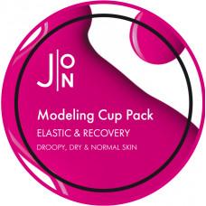 Альгинатная маска для лица ЭЛАСТИЧНОСТЬ/ВОССТАНОВЛЕНИЕ Elastic & Recovery Modeling Pack, 18 гр