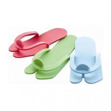 Тапочки цветные 5 пар