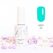 HIT gel Гель-лак №05 Mint, 9 мл