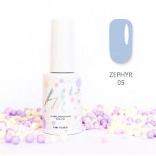 HIT gel Гель-лак №05 Zephir, 9 мл