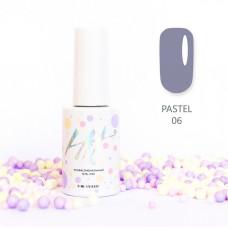 HIT gel Гель-лак №06 Pastel, 9 мл
