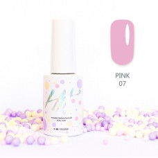 HIT gel Гель-лак №07 Pink, 9 мл
