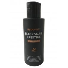 Шампунь для волос AYOUME с муцином улитки BLACK SNAIL PRESTIGE SHAMPOO 100мл