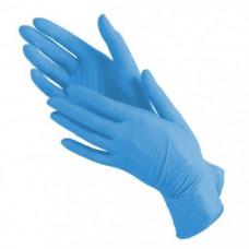 Nitrile Перчатки S-100 шт. синий