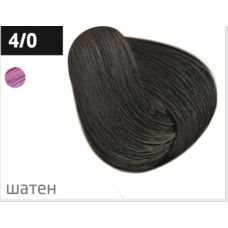 OLLIN  4/0 шатен 60мл