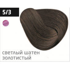OLLIN  5/3 светлый шатен золотистый 60мл