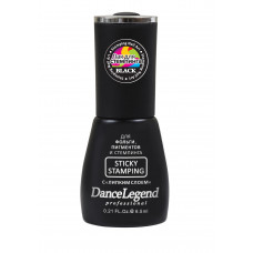 DanceLegend Стемпинг BLACK