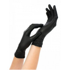 NitriMAX Перчатки M -100 шт. черный