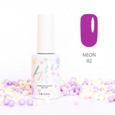 HIT gel Гель-лак №02 Neon, 9 мл
