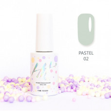 HIT gel Гель-лак №02 Pastel, 9 мл